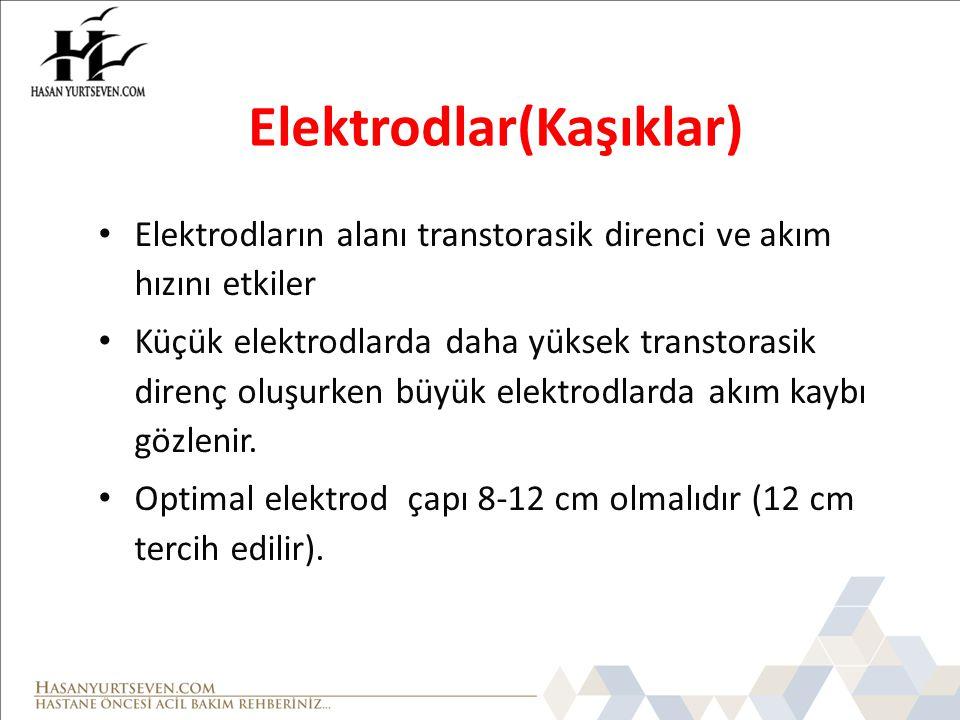 Elektrodlar(Kaşıklar)