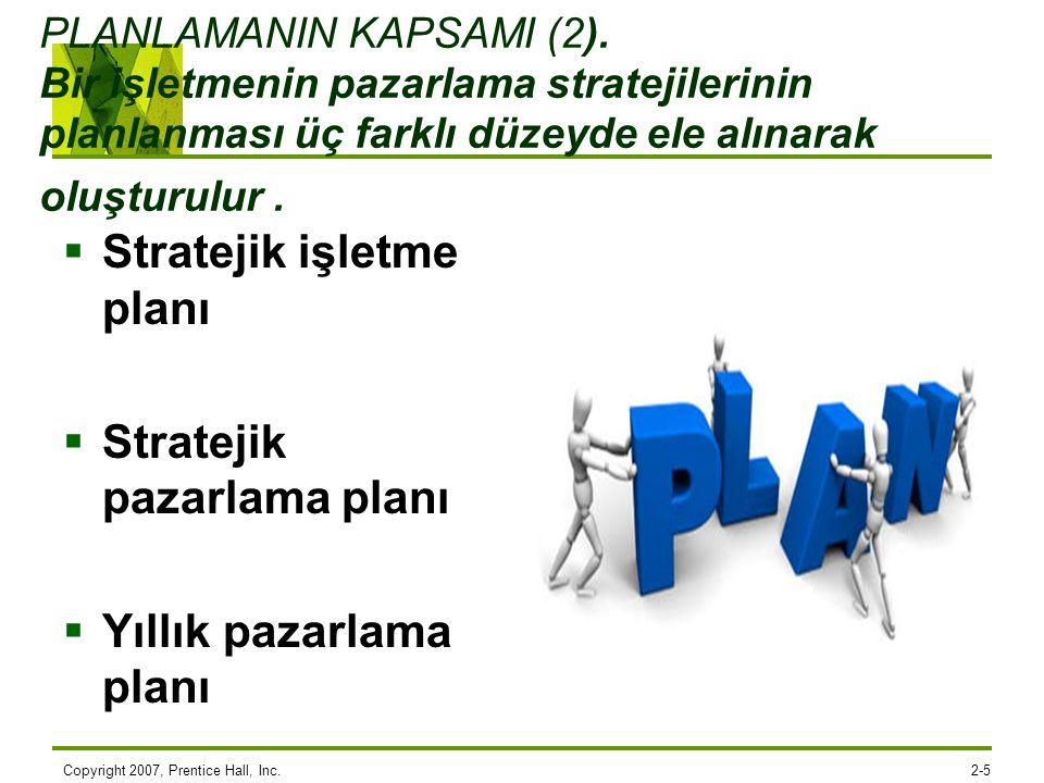 Stratejik işletme planı