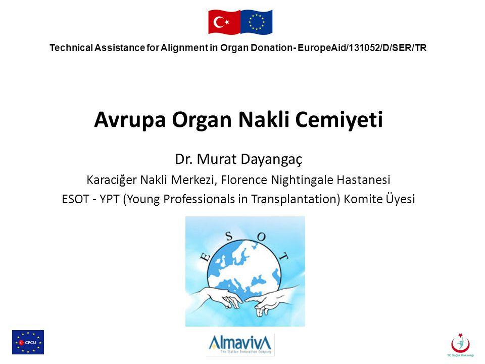 Avrupa Organ Nakli Cemiyeti