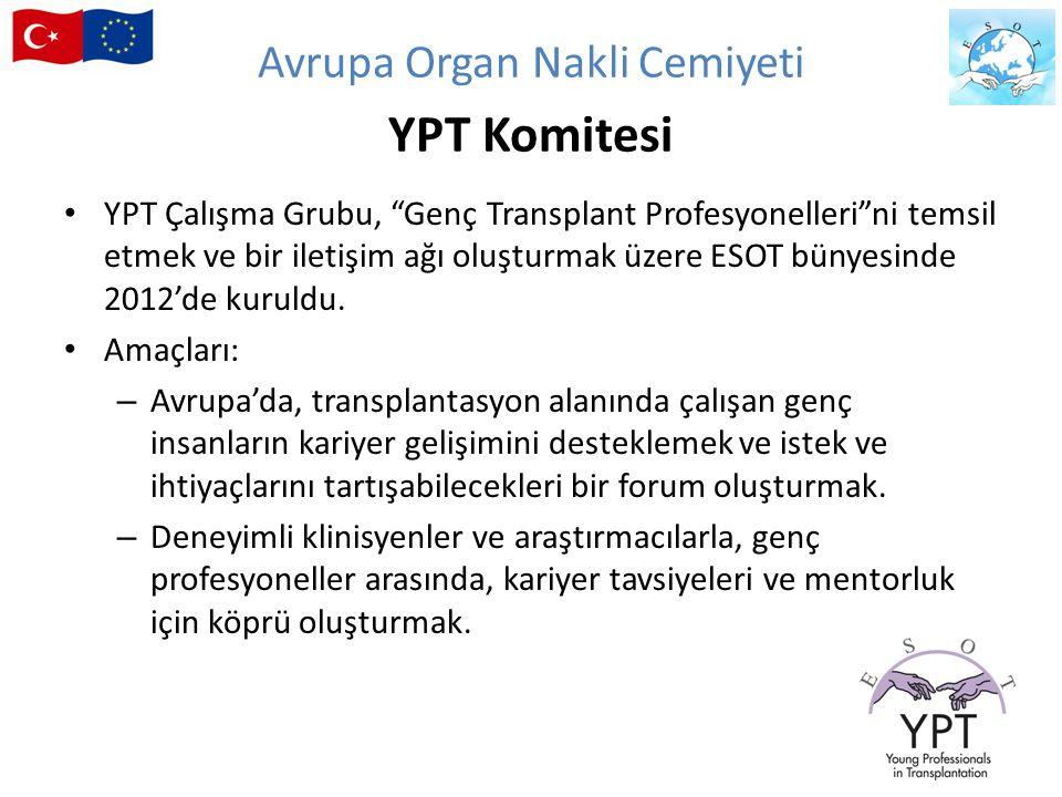 Avrupa Organ Nakli Cemiyeti YPT Komitesi
