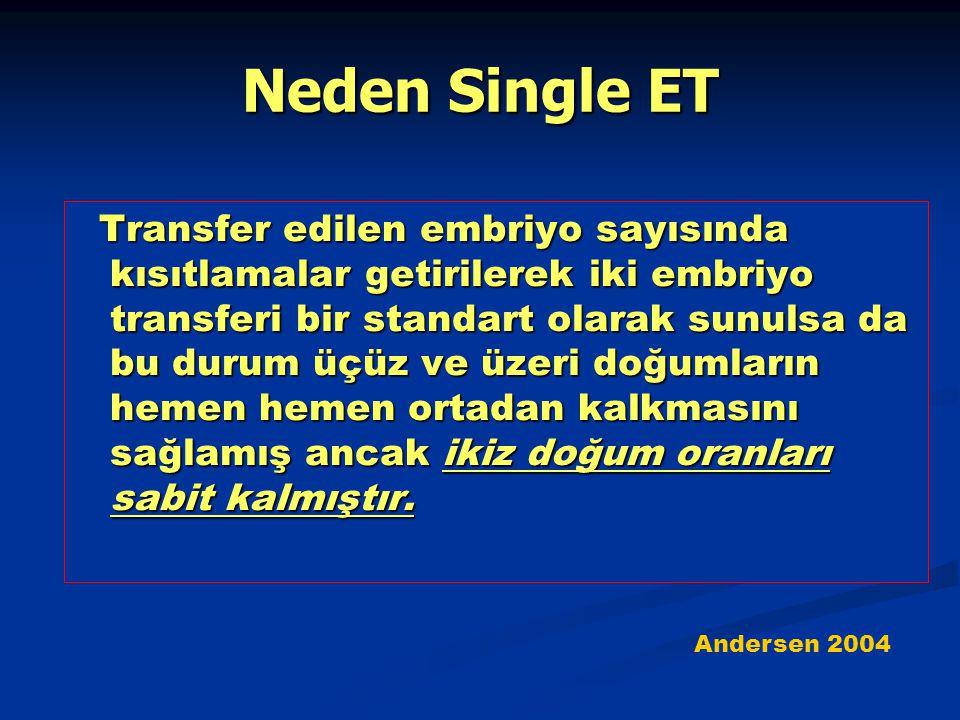 Neden Single ET