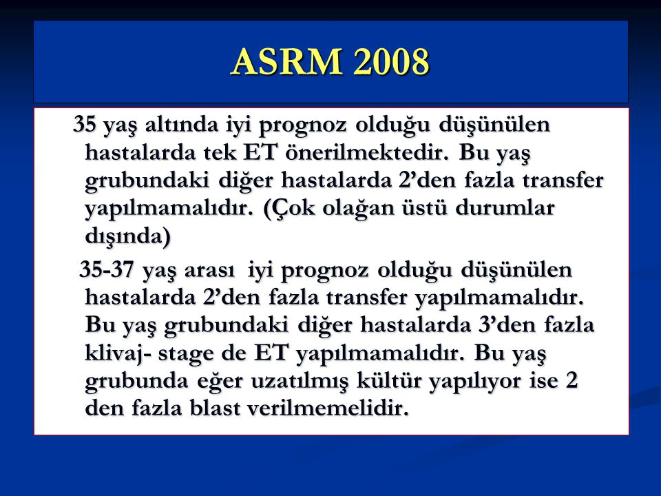 ASRM 2008