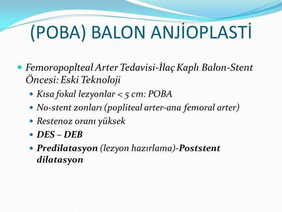 (POBA) BALON ANJİOPLASTİ