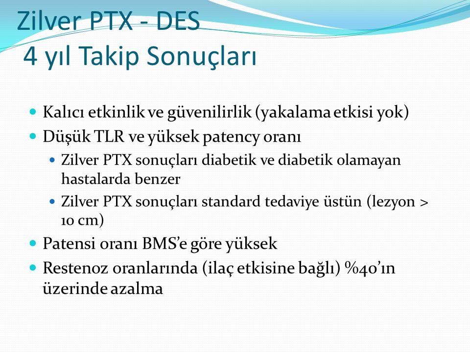 Zilver PTX - DES 4 yıl Takip Sonuçları