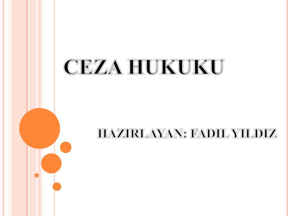 HAZIRLAYAN: FADIL YILDIZ