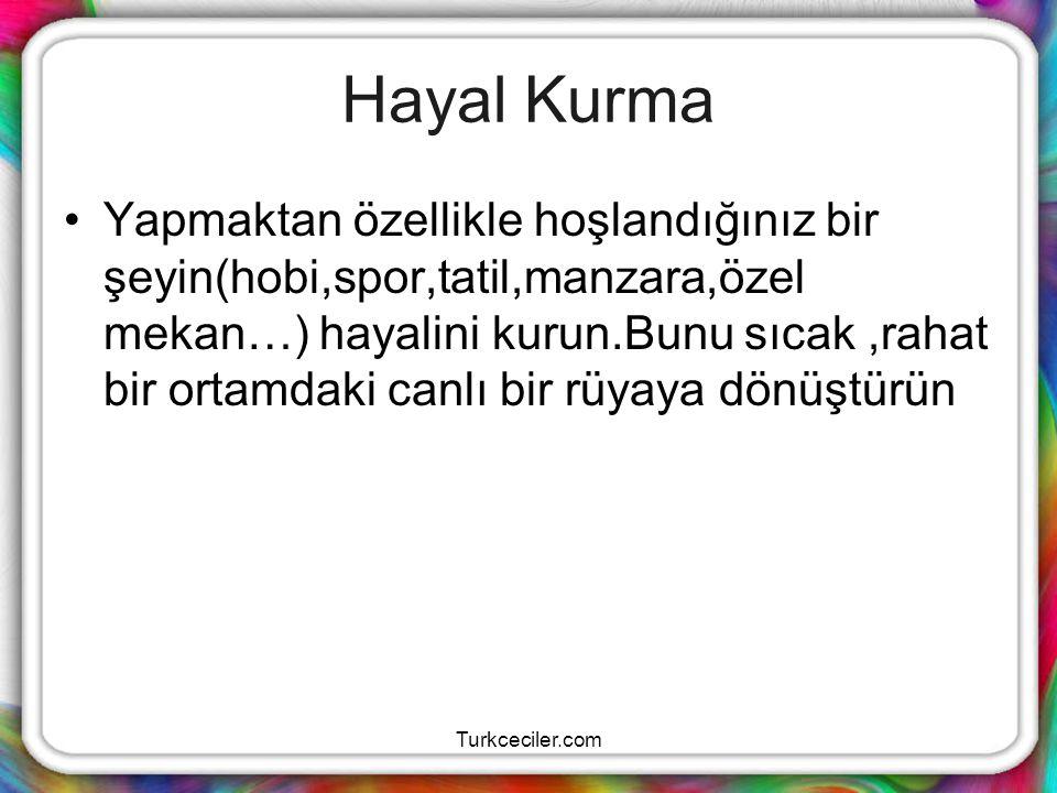 Hayal Kurma