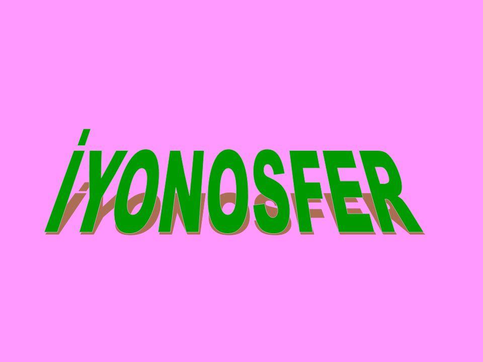 İYONOSFER