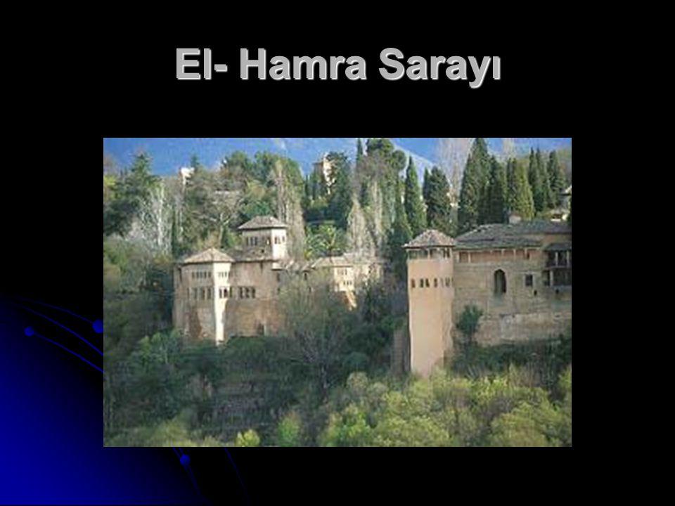 El- Hamra Sarayı