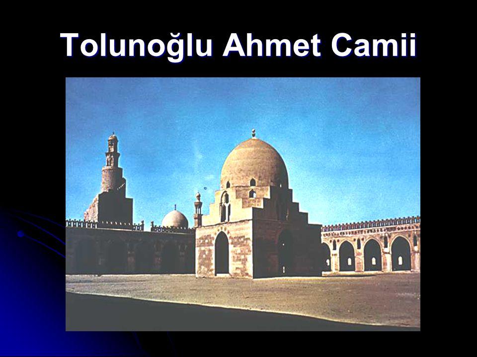 Tolunoğlu Ahmet Camii
