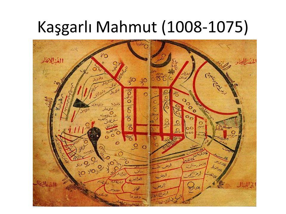 Kaşgarlı Mahmut (1008-1075)