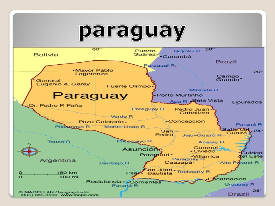 PARAGUAY paraguay