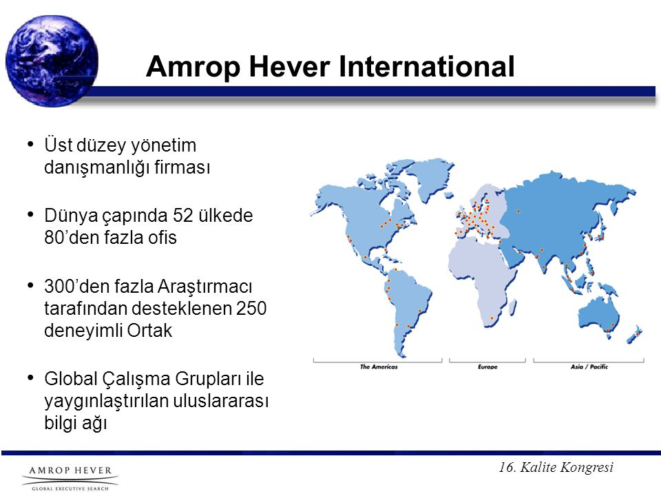 Amrop Hever International