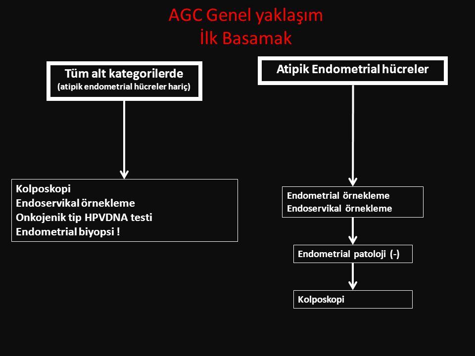 AGC Genel yaklaşım İlk Basamak