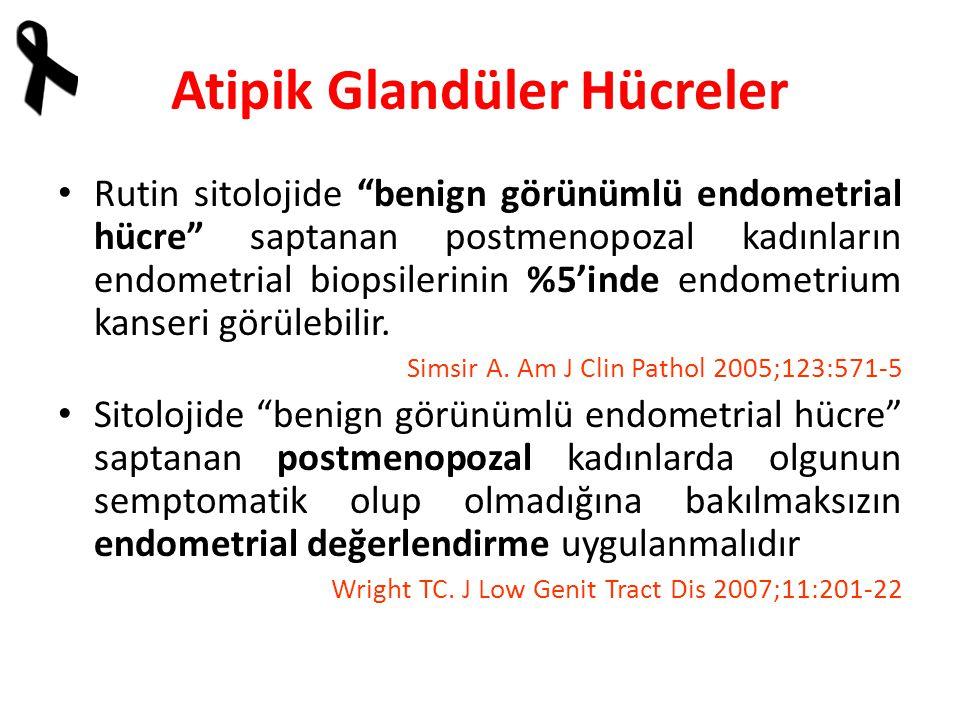 Atipik Glandüler Hücreler