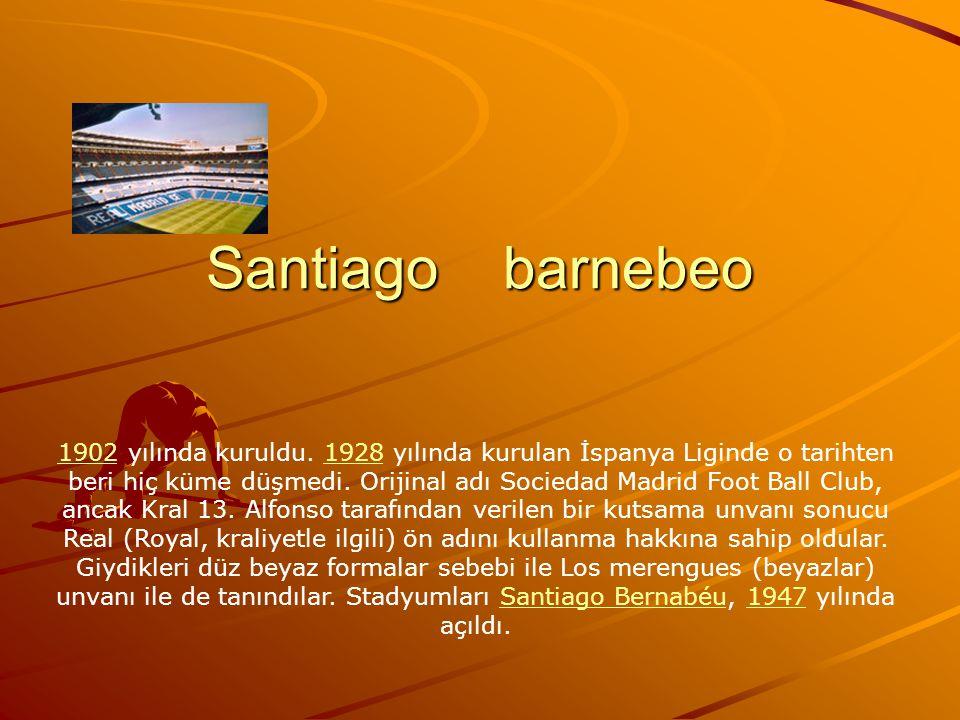Santiago barnebeo