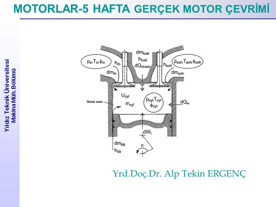 MOTORLAR-5 HAFTA GERÇEK MOTOR ÇEVRİMİ