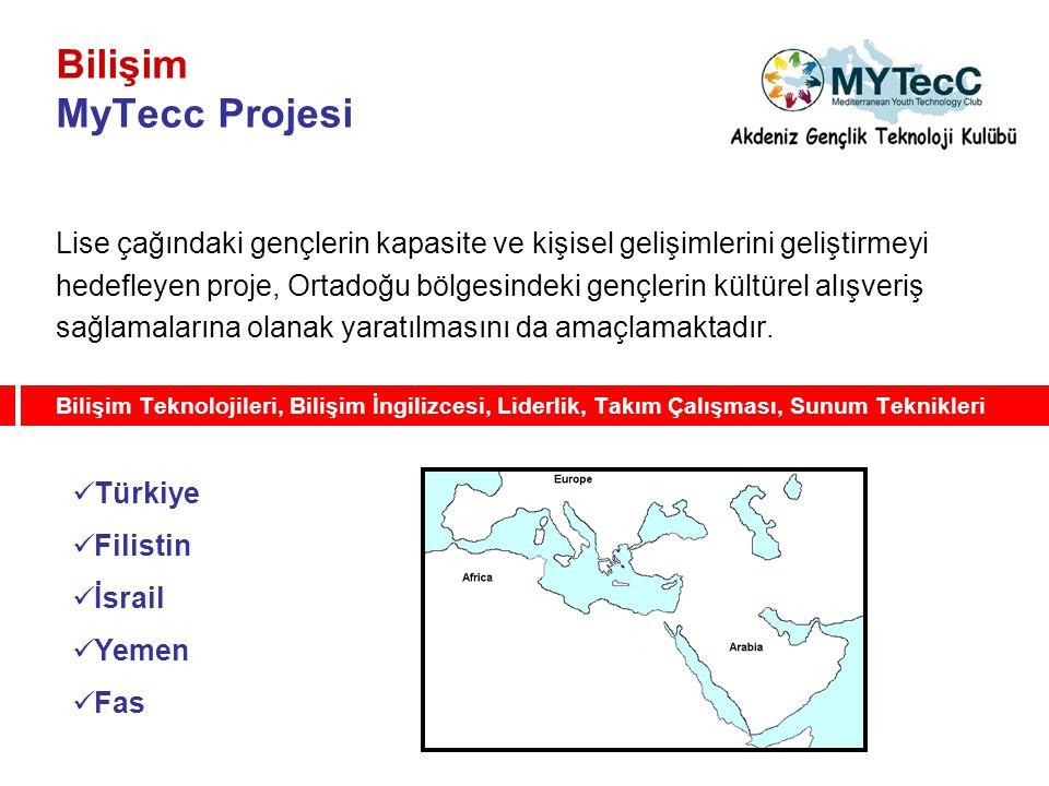 Bilişim MyTecc Projesi