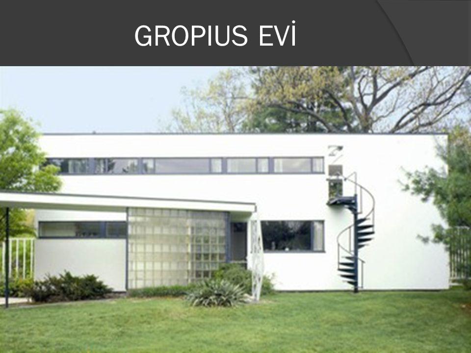 GROPIUS EVİ