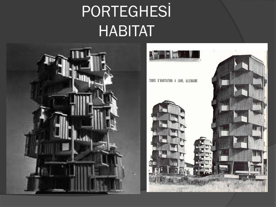 PORTEGHESİ HABITAT