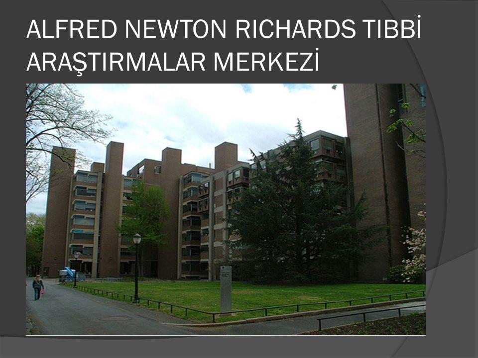 ALFRED NEWTON RICHARDS TIBBİ ARAŞTIRMALAR MERKEZİ