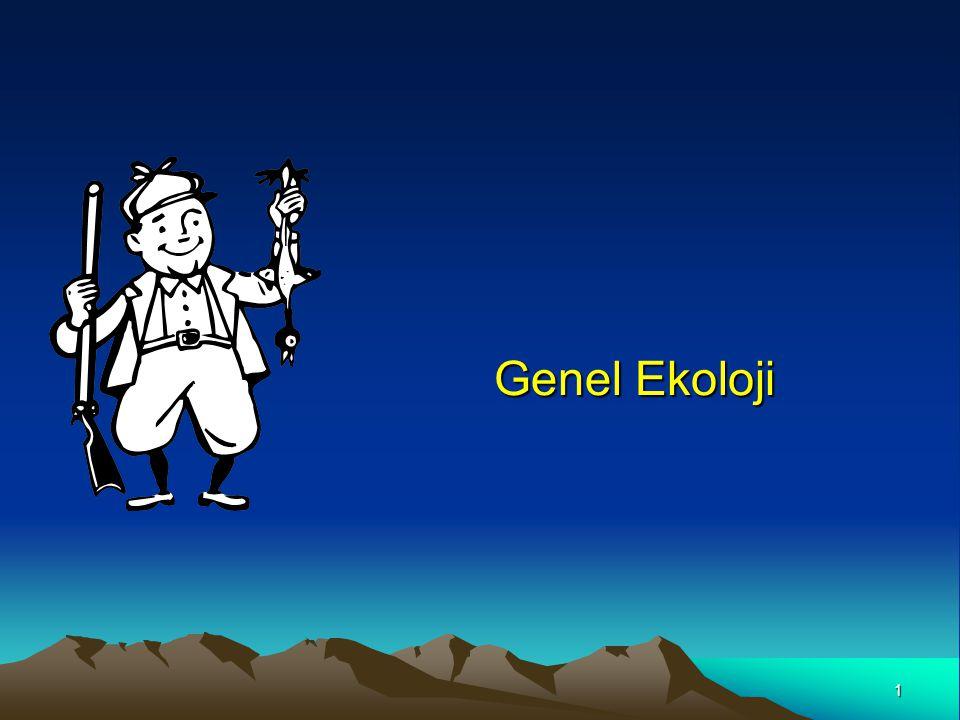 Genel Ekoloji
