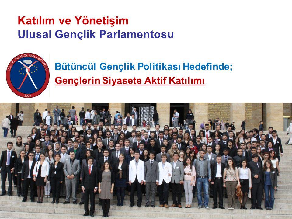 Katılım ve Yönetişim Ulusal Gençlik Parlamentosu
