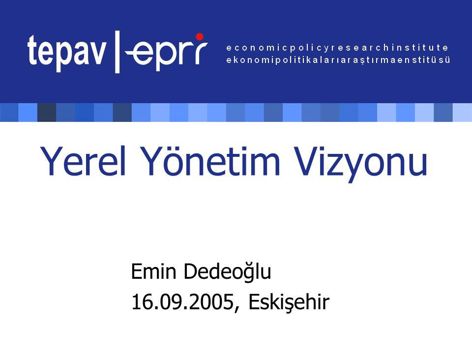 Emin Dedeoğlu 16.09.2005, Eskişehir