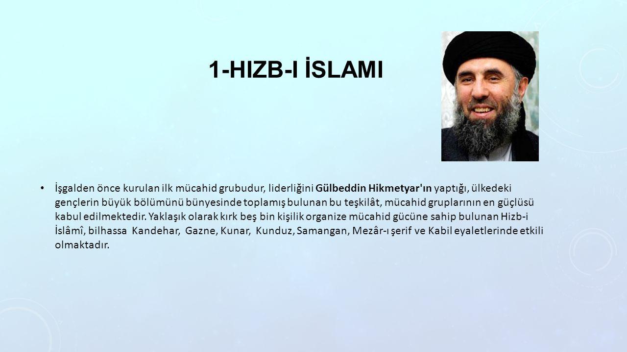 1-Hizb-i İslami