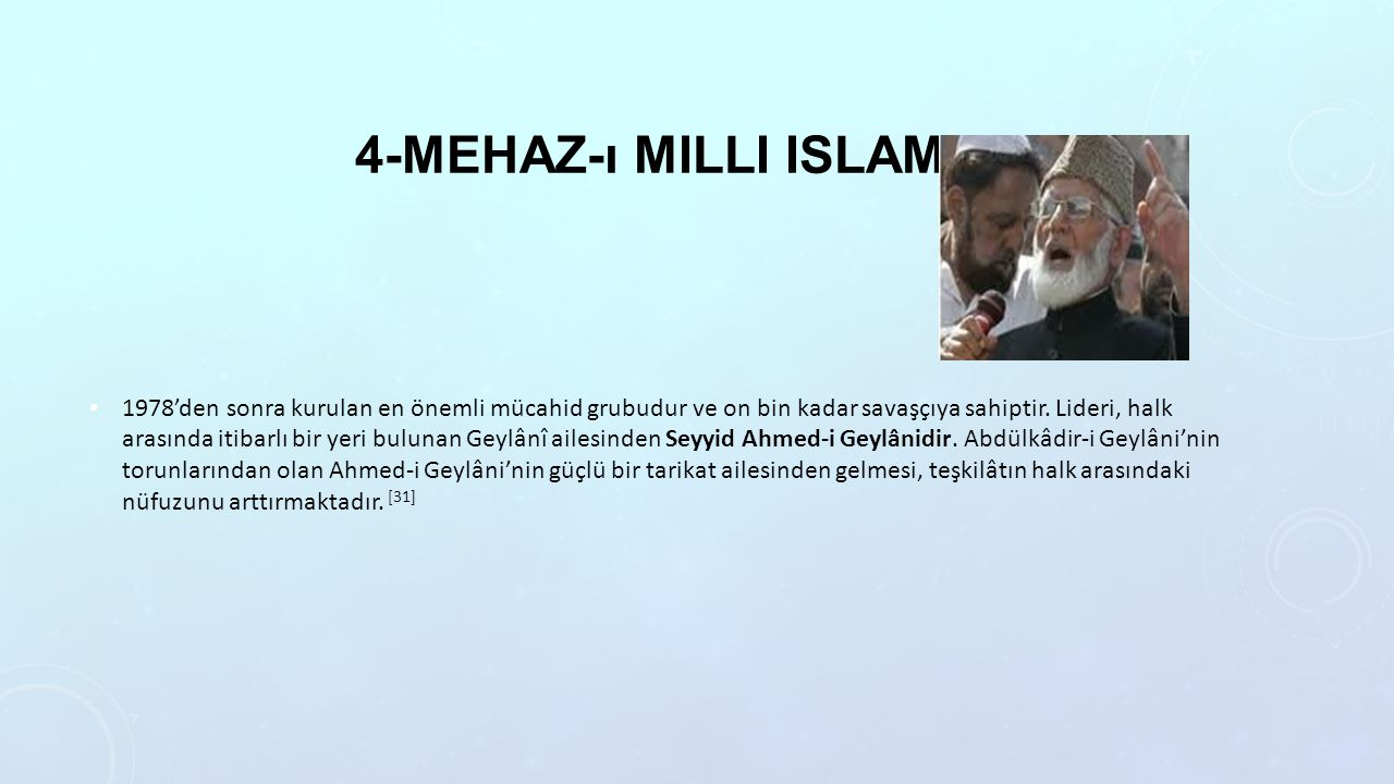 4-Mehaz-ı milli islami