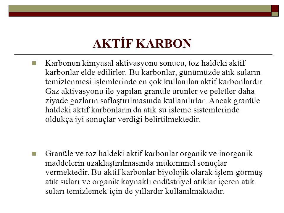 AKTİF KARBON