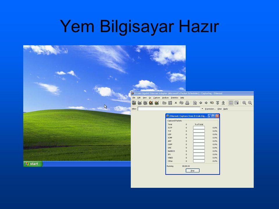 Yem Bilgisayar Hazır