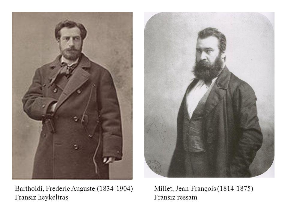 Bartholdi, Frederic Auguste (1834-1904)