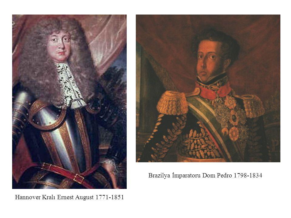 Brazilya İmparatoru Dom Pedro 1798-1834