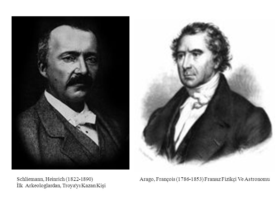 Schliemann, Heinrich (1822-1890) Ìlk Arkeologlardan, Troya yı Kazan Kişi