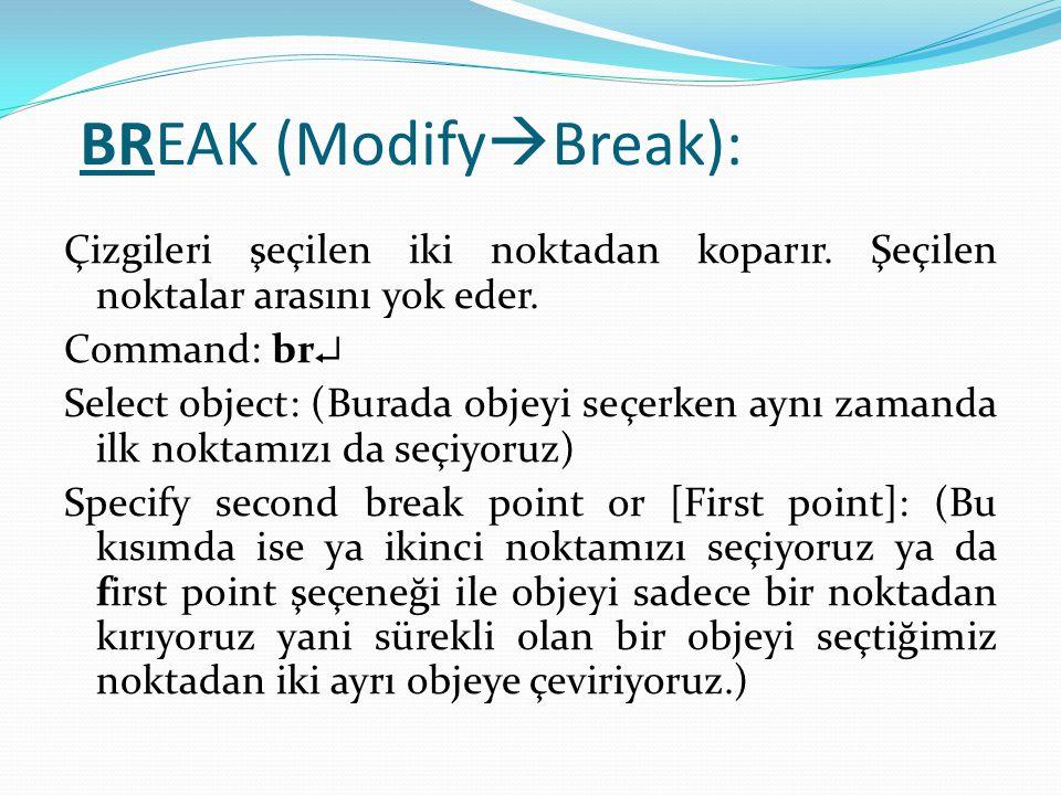 BREAK (ModifyBreak):