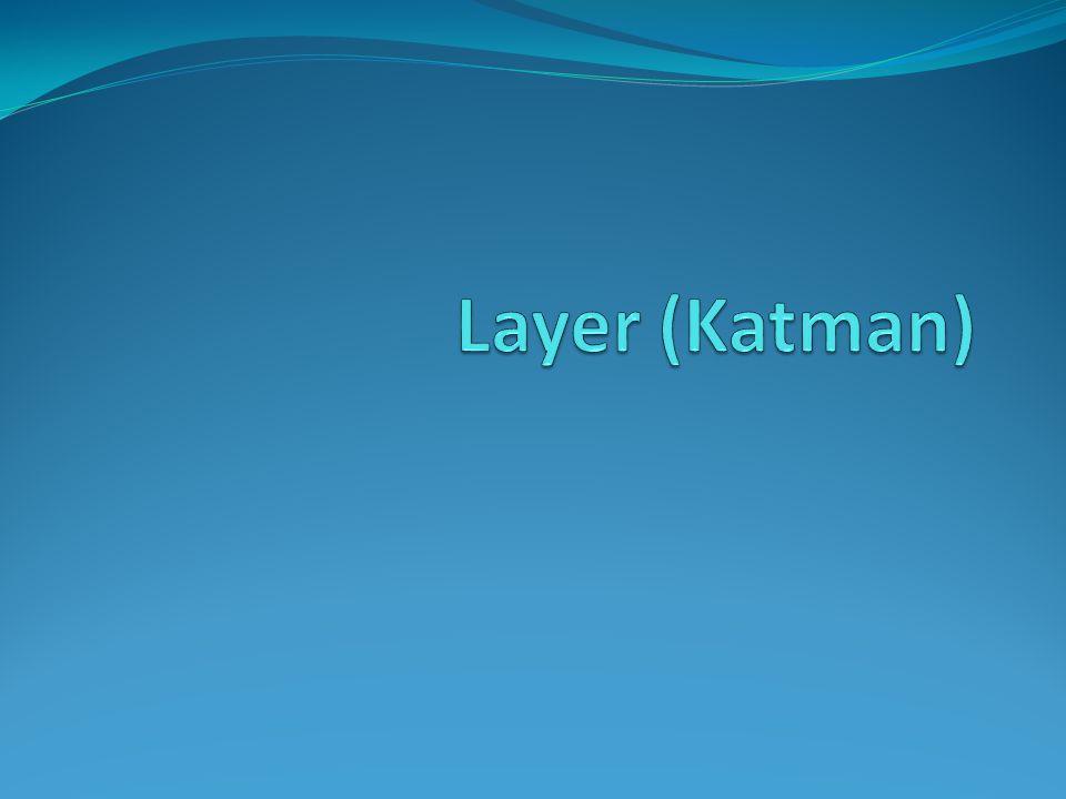 Layer (Katman)