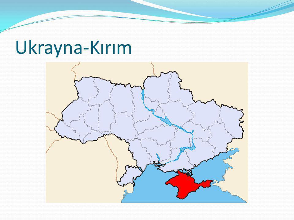 Ukrayna-Kırım
