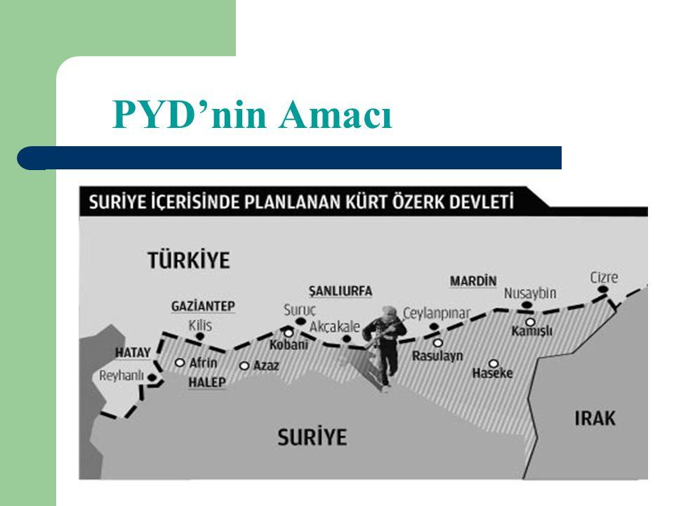 PYD'nin Amacı