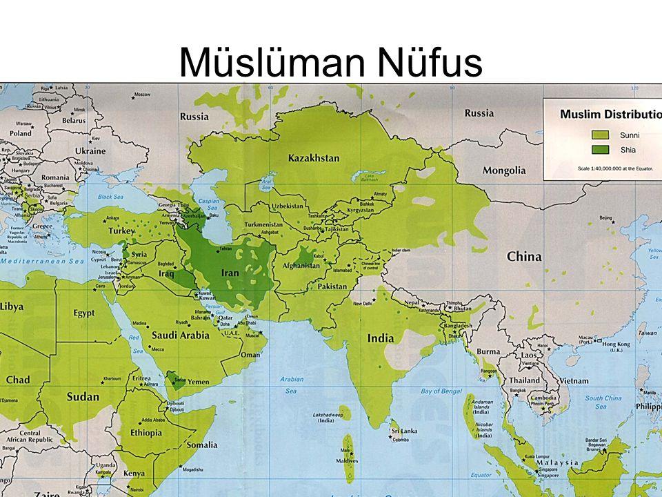 Müslüman Nüfus