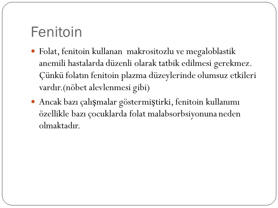 Fenitoin