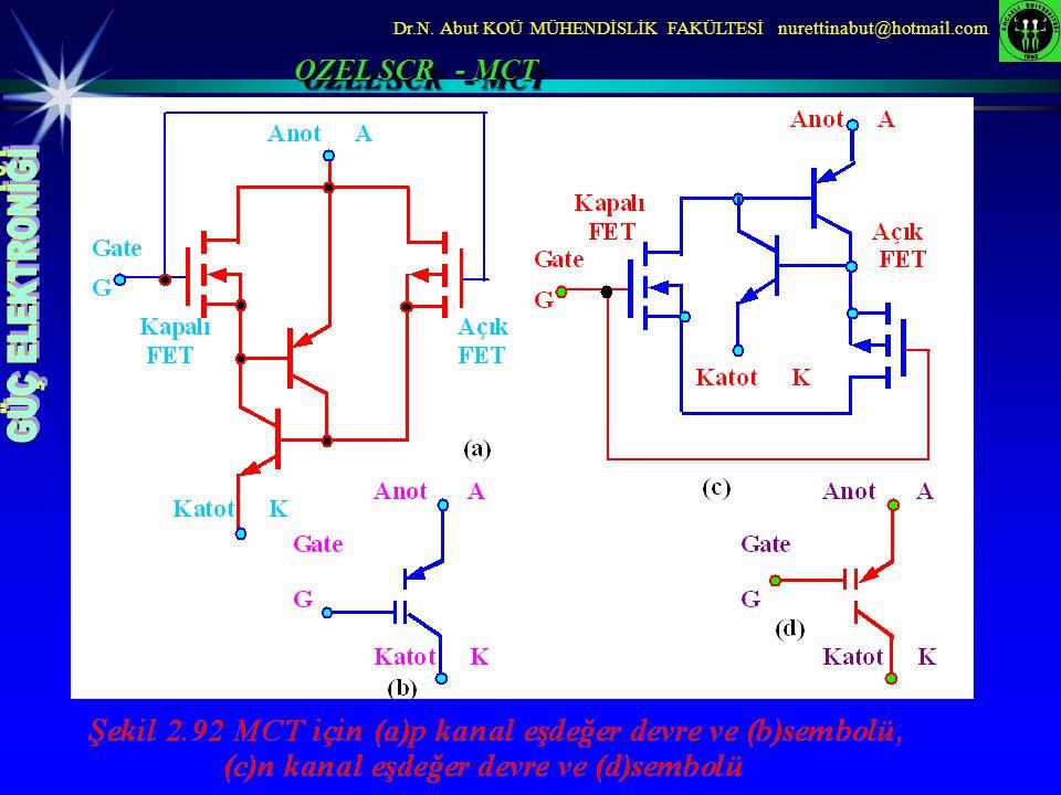 OZEL SCR - MCT