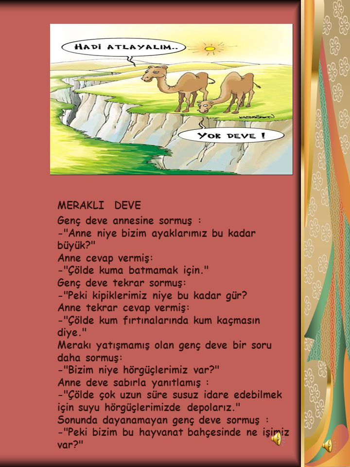 MERAKLI DEVE