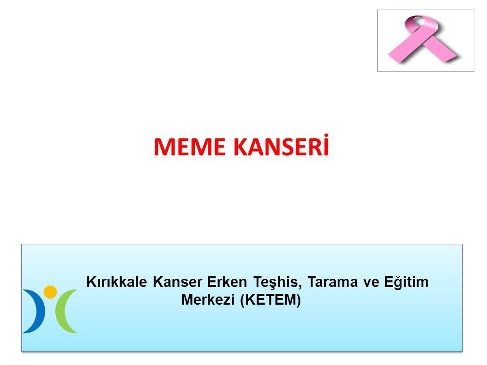 Kırıkkale Kanser Erken Teşhis, Tarama ve Eğitim Merkezi (KETEM)