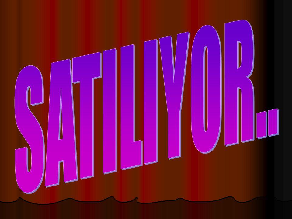 SATILIYOR..