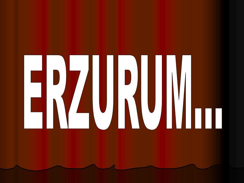 ERZURUM...