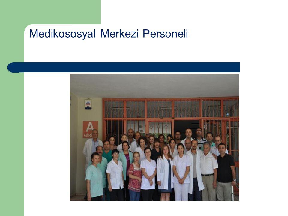 Medikososyal Merkezi Personeli