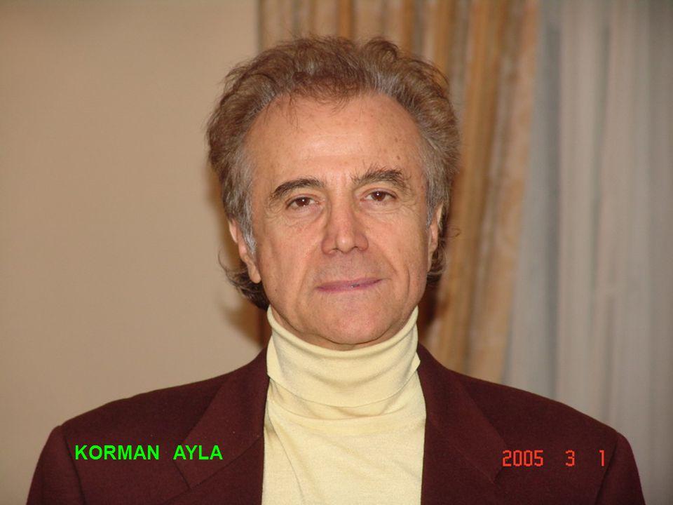 KORMAN AYLA