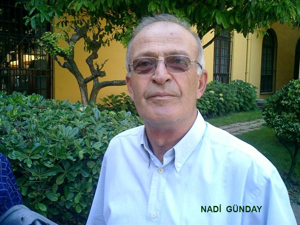 NADİ GÜNDAY