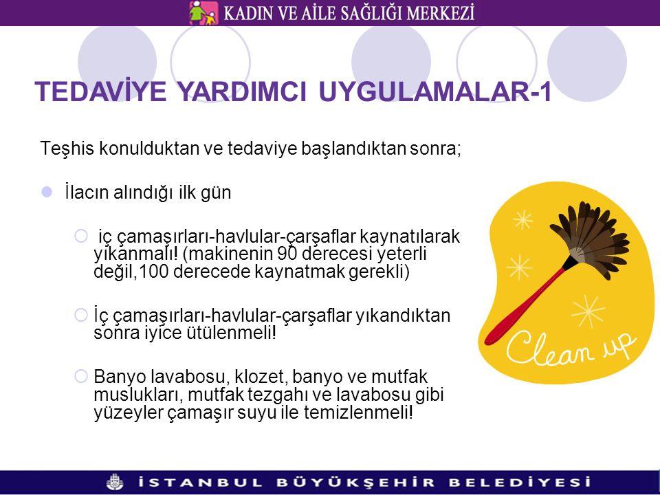 TEDAVİYE YARDIMCI UYGULAMALAR-1