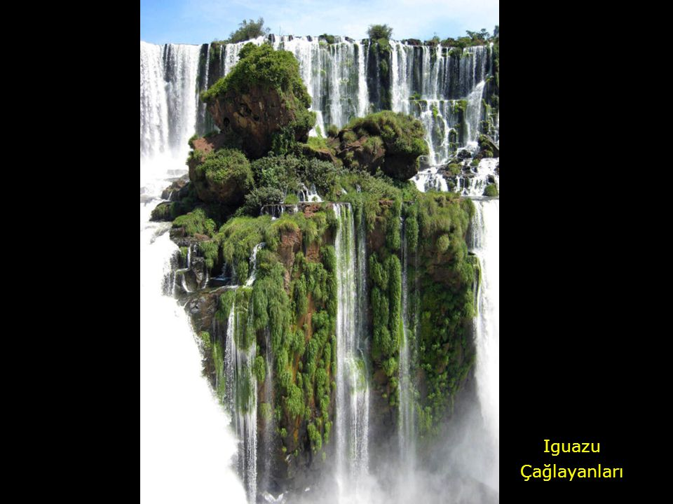 Iguazu Çağlayanları